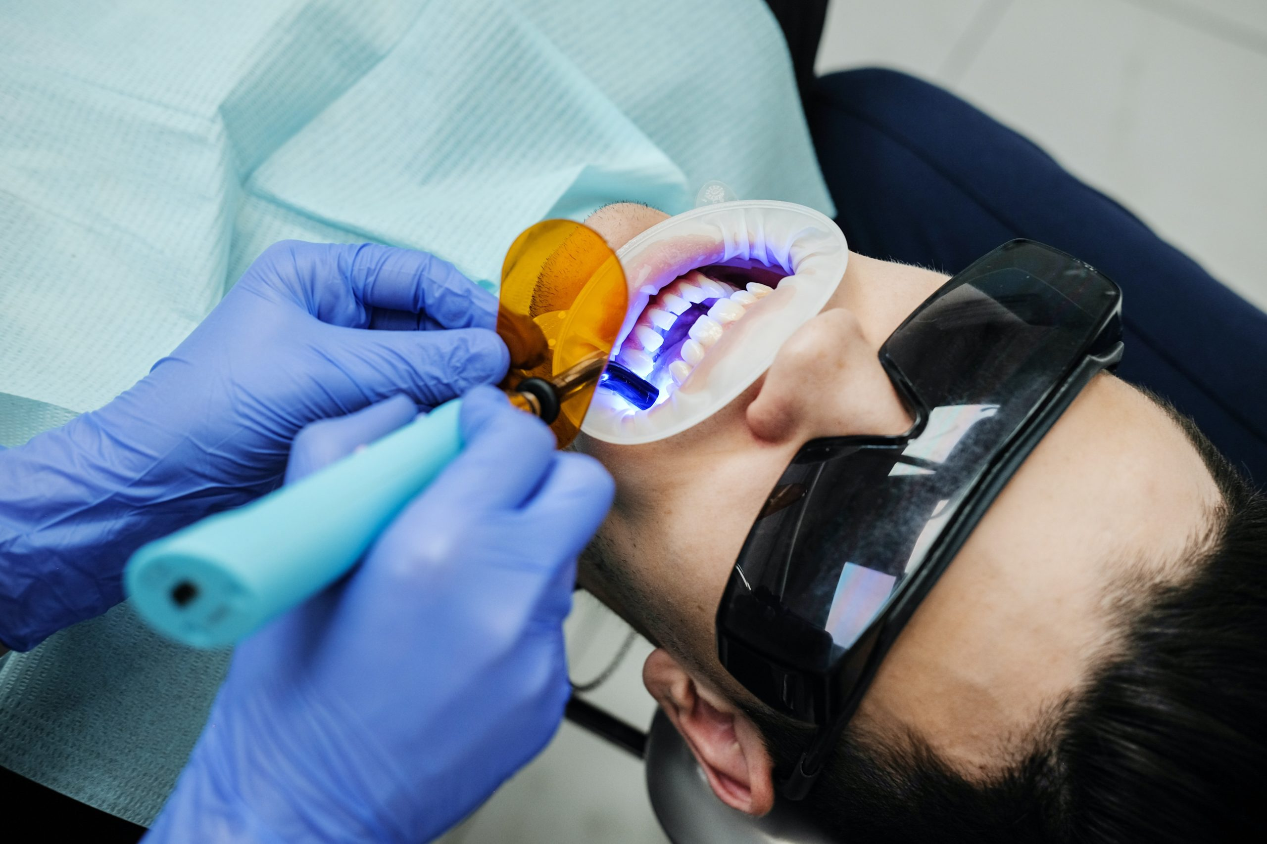 First signs of oral cancer